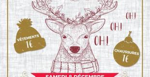 Marché de Noël 2018 de la Croix Rouge de Vendôme (41)