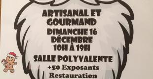 Marché de Noël 2018 à Genelard (71)