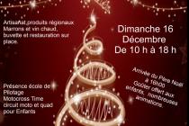 Marché de Noël 2018 de Larnas (07)