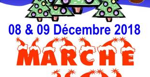 Marché de Noël 2018 de Beslé sur Vilaine (44)