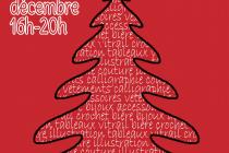 Marché de Noël 2018 à St-Médard-sur-Ille (35)