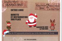 Marché de Noël 2018 de Sancoins (18)
