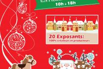Marché de Noël 2018 de Calan (56)