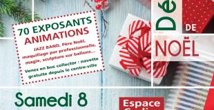 14ème Salon Arts et Délices de Noël à Le Plessis-Trévise (94)