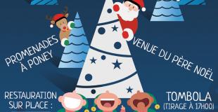 Marché de Noël 2018 à Levens (06)