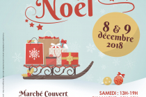 Marché de Noël 2018 à Villers-Saint-Paul (60)