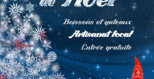 Marché de Noël 2018 de Saint-Chaffrey (05)
