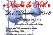 Marché de Noël 2018 à Cruis (04)