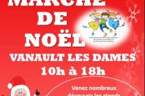 Marché de Noël 2018 à Vanault-les-Dames (51)