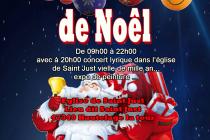 Marché de Noël 2018 de Saint just à Hautefage-la-Tour (47)