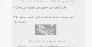 Marché de Noël 2018 de Verdun-sur-le-Doubs (71)