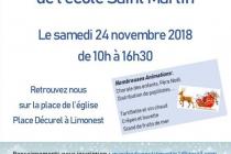 Marché de Noël 2018 de Limonest (69)