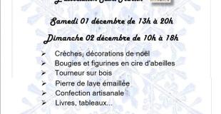 Marché de Noël 2018 de Jenzat (03)