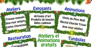 Marché de Noël 2018 de Pont-l'Abbé d'Arnoult (17)