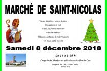 Marché de Saint-Nicolas 2018 à Bar-le-Duc (55)