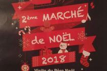 Marché de Noël 2018 de Saint Pierre d'Entremont (61)