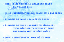 Marché de Noël 2018 de Fay (72)