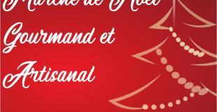 Marché de Noël Artisanal & Gourmand 2018 à Saint-Même-les-Carrières (16)
