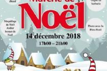 Marché de Noël 2018 de Monpazier (24)