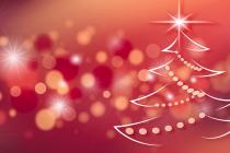 Marche de Noël 2018 de l'école Berthie Albrecht à Caluire-et-Cuire (69)