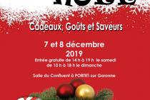 Marché de Noël 2019 à Portet-sur-Garonne (31)
