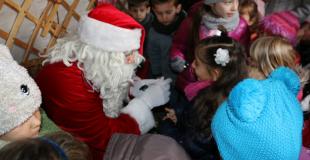 Marché de Noël 2019 de Bures-sur-Yvette (91)