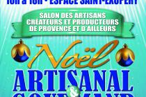 Salon Noël artisanal et gourmand 2019 à Marignane (13)