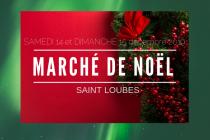 Marché de Noël 2019 des Commerçants de Saint-Loubès (33)