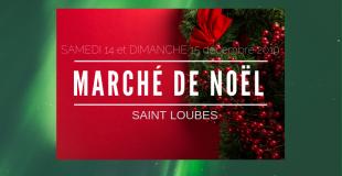 Marché de Noël 2019 de Saint-Loubès (33)