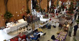 Marché de Noël 2019 à Arc-lès-Gray (70)