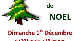 Marché de Noël 2019 - Chusclan (30)