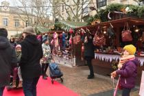 Marché de Noël 2019 de Châteauroux (36)