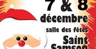 Marché de Noël 2019 de Saint-Samson-sur-Rance (22)