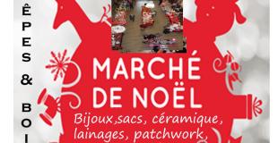Marché de Noël 2019 à Yvetot (76)