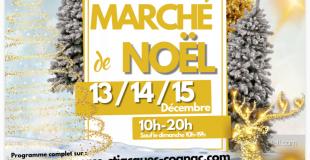Marché de Noël 2019 du Quartier Saint-Jacques - Cognac (16)