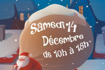 Le P'tit Marché de Noël & Spectacle féérique 2019 à Carrières-sous-Poissy (78)