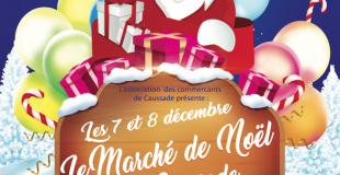 Marché de Noël 2019 de Caussade (82)