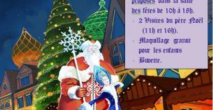 Marché de Noël 2019 de Villamblain (45)
