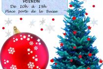 Marché Créateurs et terroir 2019 à Voiron (38)