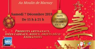 Marché de Noël 2019 de Marnay (70)