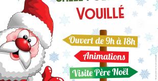 Marché de Noël 2019 à Vouillé (86)