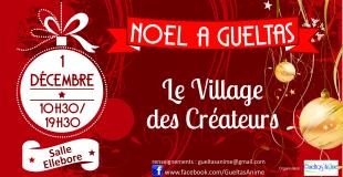 Le Village des Créateurs 2019 à Gueltas (56)