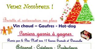 Marché de Noël 2019 de Vandières (51)