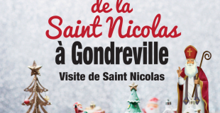 Marché de la Saint-Nicolas 2019 à Gondreville (54)