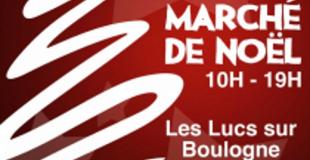 Marché de Noël 2019 à Les Lucs-sur-Boulogne (85)