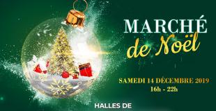 Marché de Noël 2019 de Coulonges sur l'Autize (79)