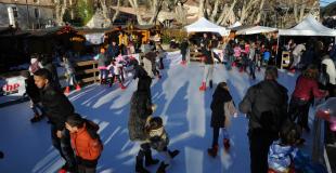 Village de Noël 2019 de Digne-les-Bains (04)