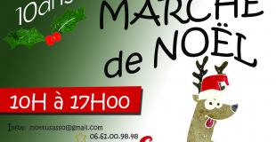 Marché de Noël 2019 de La Motte-en-Champsaur (05)