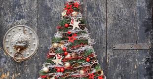 Marché de Noël 2019 à Anthon (38)