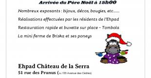 Marché de Noël 2019 de Villette D'anthon (38)